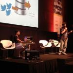 Palestra de Social Mining para Métricas no InterCon 2012 com Vitor Franchito e Rafael Novello